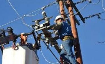 Martes con cortes de energía electrica  en varios sectores de la ciudad