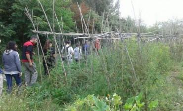 Capacitación en buenas prácticas agrícolas para pequeños productores locales