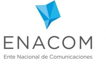 El ENACOM autorizó la puesta en funcionamiento de estaciones de radio municipales