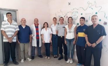 Profundizan la lucha contra las adicciones en la Unidad 2 de Sierra Chica