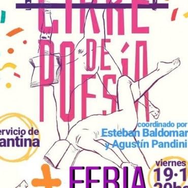 Feria nocturna y poesía, en Insurgente.