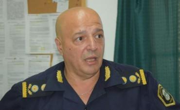 Comisario Mayor Vega: 'Después de un balance había que producir un cambio'