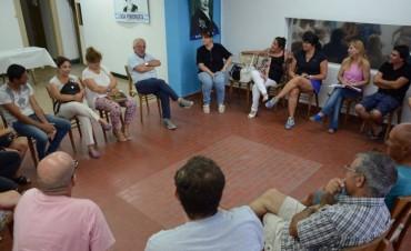 Se reunió la nueva conducción del Partido Justicialista de Olavarría