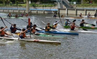 Canotaje: fecha provincial en Estudiantes