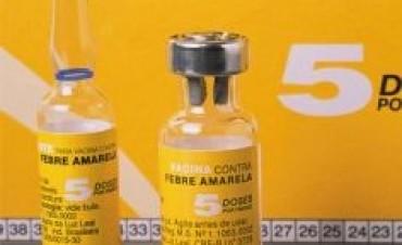 Fiebre Amarilla: habilitarán el Banco de Leche para vacunar
