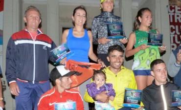 Trumpio y Landaburu fueron los ganadores del 3K