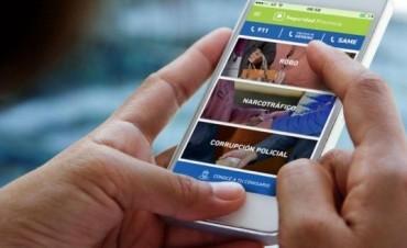 Violencia de género: poca información oficial de la app presentada por la gobernadora