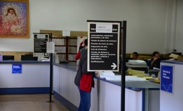 El Municipio promueve la regularización de construcciones