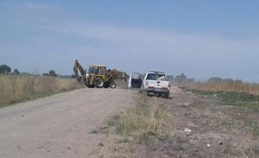 Continúan los trabajos de limpieza en distintos sectores de la ciudad