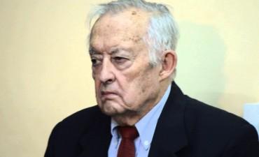 Falleció Ignacio Aníbal Verdura, condenado por Monte Peloni