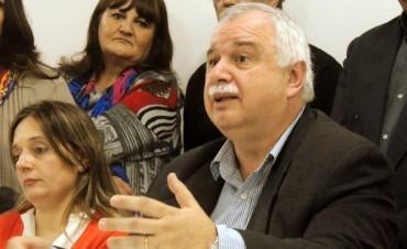 Por una descompensación de salud está internado Ernesto Cladera