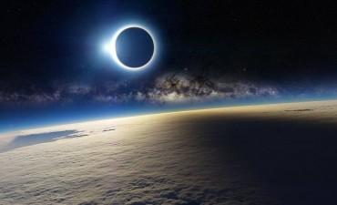 El eclipse de este miércoles no es visible en esta parte de Sudamérica