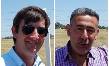 Los Delegados de Espigas y Recalde  destacan los beneficios de los Parques Solares