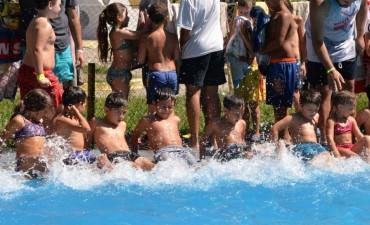 El cierre de las Escuelas Abiertas de Verano es en Parque Avellaneda