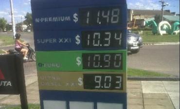 Tasa de Seguridad Vial o tasa sobre los combustibles