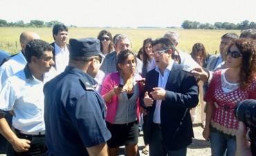 Ruta 51: Por la emergencia hidráulica el contrato no se firma en Loma Negra