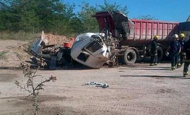 Muere un camionero en una calera de nuestra ciudad