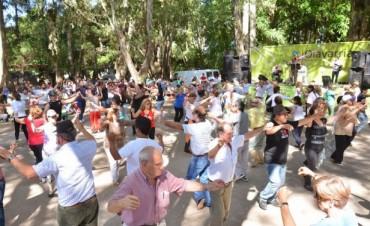 Anuncian Peña Folclórica en el Parque Helios Eseverri