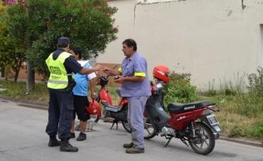 Se intensifican los controles de tránsito: 18 vehículos secuestrados