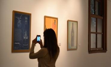 Visitas guiadas en la muestra de Arte Único 2014 a Olavarría