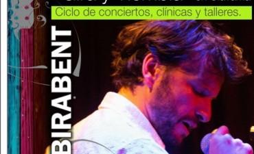 """Este sábado Olavarría """"Gira y Tiembla"""" con Antonio Birabent"""