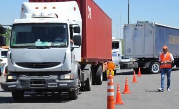 La Provincia detuvo a dos camioneros alcoholizados en la Ruta Nacional 226