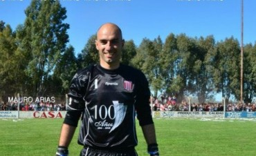 Diego Berdún volvió a jugar en un equipo de Olavarría