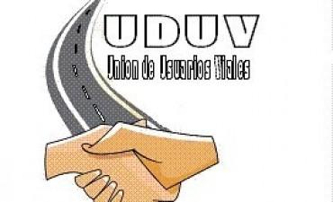 La UDUV pide la interpelación al gobernador Scioli