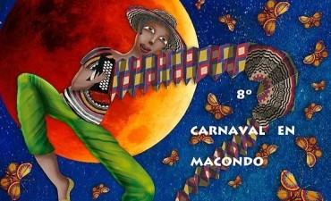 Macondo festeja los carnavales