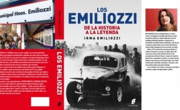 """Se presenta el libro: """"Los Emiliozzi. De la Historia a la Leyenda"""""""