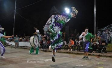 Segundo Carnaval de la murga Comodines de Febrero
