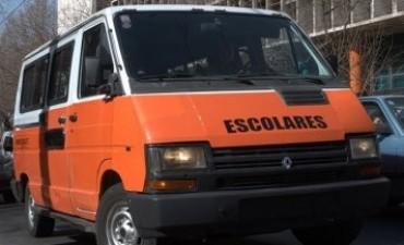 Transporte Escolar: proveedores aguardan el pago