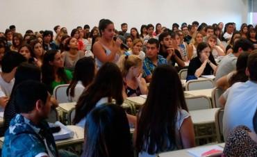 Comienza el curso de ingreso en la Escuela Superior de Medicina de Olavarría