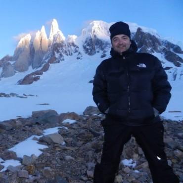 Sierrabayense intentará escalar el Aconcagua