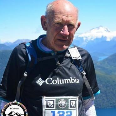 Héctor Grunewald participó del Cruce Columbia 2017