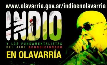 #IndioEnOlavarría: la productora y el Ejecutivo en el HCD
