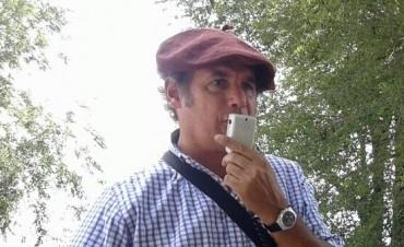 Desde Liniers habló el martillero Federico Córdoba