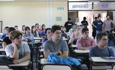 El 1º de marzo comienza el Curso de Introducción a la Vida Universitaria en Ciencias Sociales