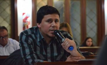 El Concejal Federico Aguilera impulsa Banca Abierta