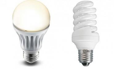 'La lámpara led consume la tercera parte de energía que la de bajo consumo'
