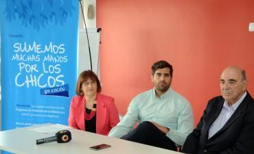 Por octavo año, clientes de La Coope pueden colaborar con UNICEF