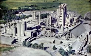 Alto impulso en el despacho de cemento en enero