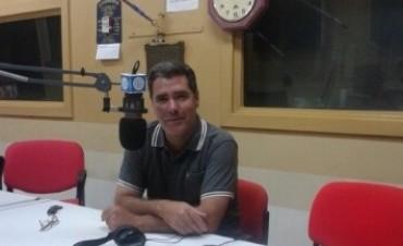 Hombre de radio:Guillermo Sgarbossa visitó LU 32