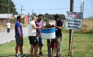 Unidad Ciudadana realizó una nueva jornada comunitaria