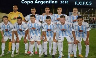 Copa Argentina:Ferro fue goleado en Neuquen