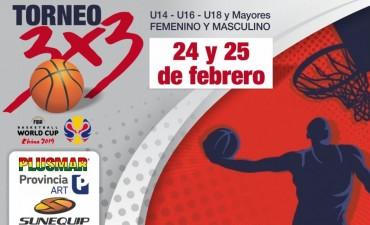 Básquetbol: con la Selección Argentina llega el 3×3