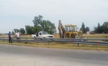 El Municipio realizó trabajos de infraestructura  vial
