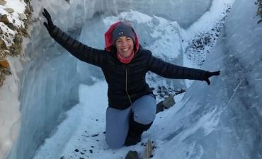 A un año de estar en la Antártida