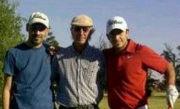 Walter Gelso - Gustavo Belachur ganadores en Golf