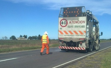 Ruta 51: continúan las obras